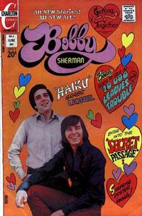 Cover Thumbnail for Bobby Sherman (Charlton, 1972 series) #4