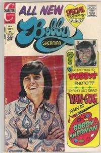 Cover Thumbnail for Bobby Sherman (Charlton, 1972 series) #6