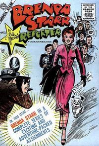 Cover Thumbnail for Brenda Starr (Charlton, 1955 series) #13