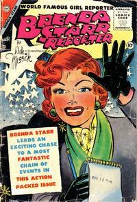 Cover Thumbnail for Brenda Starr (Charlton, 1955 series) #15