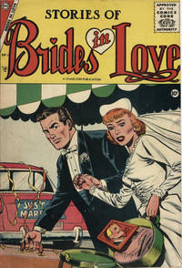 Cover Thumbnail for Brides in Love (Charlton, 1956 series) #1