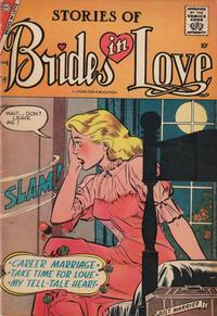Cover Thumbnail for Brides in Love (Charlton, 1956 series) #4