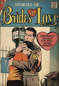 Cover for Brides in Love (Charlton, 1956 series) #5