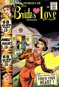 Cover Thumbnail for Brides in Love (Charlton, 1956 series) #7