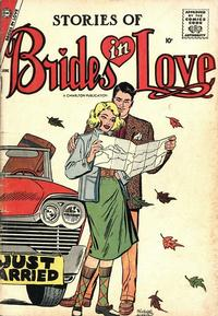 Cover Thumbnail for Brides in Love (Charlton, 1956 series) #8
