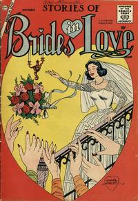 Cover Thumbnail for Brides in Love (Charlton, 1956 series) #9