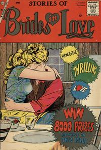 Cover Thumbnail for Brides in Love (Charlton, 1956 series) #12