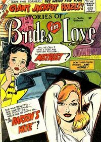 Cover Thumbnail for Brides in Love (Charlton, 1956 series) #13