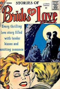 Cover Thumbnail for Brides in Love (Charlton, 1956 series) #15