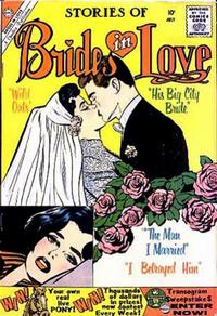 Cover Thumbnail for Brides in Love (Charlton, 1956 series) #19