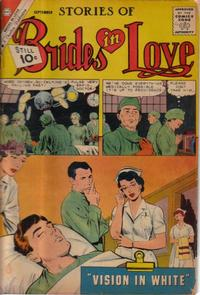 Cover Thumbnail for Brides in Love (Charlton, 1956 series) #26