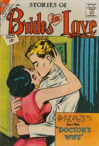Cover Thumbnail for Brides in Love (Charlton, 1956 series) #30
