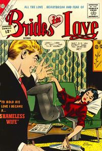 Cover Thumbnail for Brides in Love (Charlton, 1956 series) #32