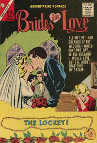 Cover Thumbnail for Brides in Love (Charlton, 1956 series) #34