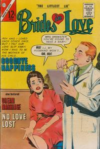Cover Thumbnail for Brides in Love (Charlton, 1956 series) #35