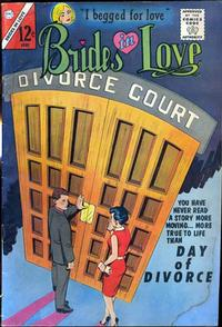 Cover Thumbnail for Brides in Love (Charlton, 1956 series) #36
