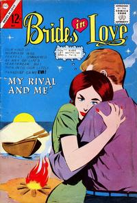 Cover Thumbnail for Brides in Love (Charlton, 1956 series) #41