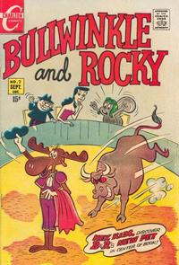 Cover Thumbnail for Bullwinkle and Rocky (Charlton, 1970 series) #2