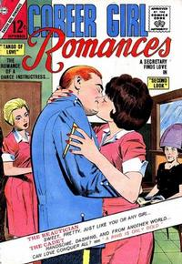 Cover Thumbnail for Career Girl Romances (Charlton, 1964 series) #25