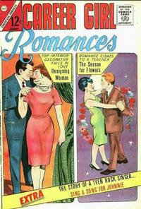 Cover Thumbnail for Career Girl Romances (Charlton, 1964 series) #27