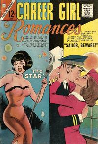 Cover Thumbnail for Career Girl Romances (Charlton, 1964 series) #34