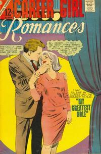 Cover Thumbnail for Career Girl Romances (Charlton, 1964 series) #36