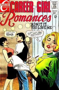 Cover Thumbnail for Career Girl Romances (Charlton, 1964 series) #42