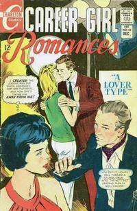 Cover Thumbnail for Career Girl Romances (Charlton, 1964 series) #43
