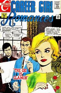 Cover Thumbnail for Career Girl Romances (Charlton, 1964 series) #44