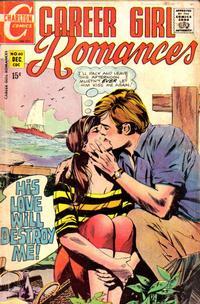 Cover Thumbnail for Career Girl Romances (Charlton, 1964 series) #60