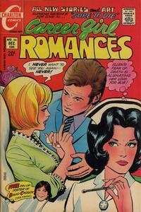 Cover Thumbnail for Career Girl Romances (Charlton, 1964 series) #66