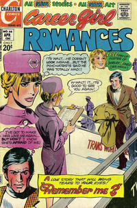 Cover Thumbnail for Career Girl Romances (Charlton, 1964 series) #68