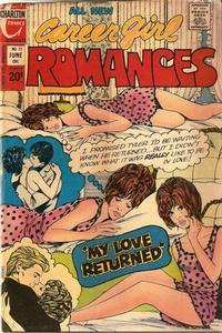 Cover Thumbnail for Career Girl Romances (Charlton, 1964 series) #75