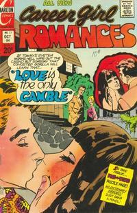 Cover Thumbnail for Career Girl Romances (Charlton, 1964 series) #77
