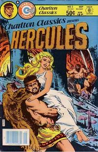 Cover Thumbnail for Charlton Classics (Charlton, 1980 series) #3