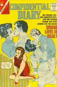 Cover Thumbnail for Confidential Diary (Charlton, 1962 series) #16