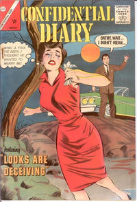Cover Thumbnail for Confidential Diary (Charlton, 1962 series) #17