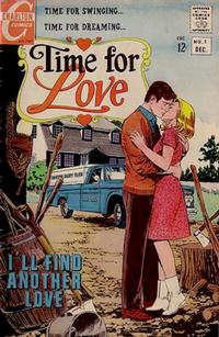 Cover Thumbnail for Time for Love (Charlton, 1967 series) #2