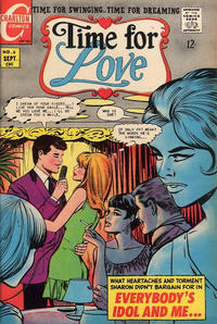 Cover Thumbnail for Time for Love (Charlton, 1967 series) #6