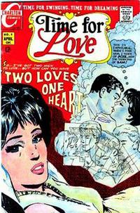 Cover Thumbnail for Time for Love (Charlton, 1967 series) #9