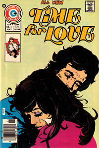 Cover Thumbnail for Time for Love (Charlton, 1967 series) #47