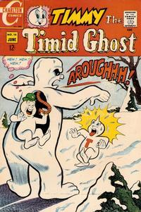 Cover Thumbnail for Timmy the Timid Ghost (Charlton, 1967 series) #10