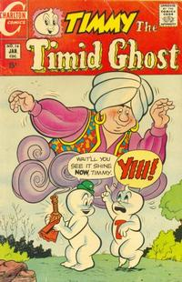 Cover Thumbnail for Timmy the Timid Ghost (Charlton, 1967 series) #14