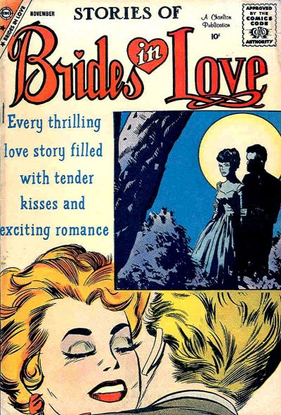 Cover for Brides in Love (Charlton, 1956 series) #15