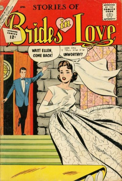 Cover for Brides in Love (Charlton, 1956 series) #29