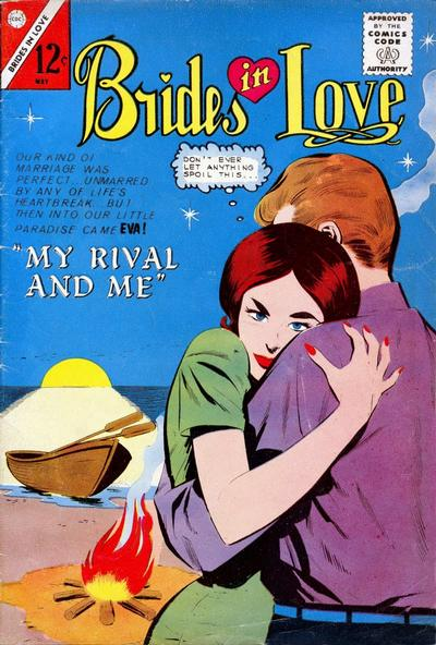 Cover for Brides in Love (Charlton, 1956 series) #41