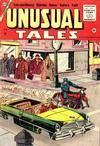 Cover for Unusual Tales (Charlton, 1955 series) #4