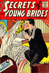 Cover for Secrets of Young Brides (Charlton, 1957 series) #12