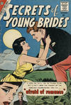 Cover for Secrets of Young Brides (Charlton, 1957 series) #21