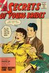 Cover for Secrets of Young Brides (Charlton, 1957 series) #38